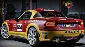 Abarth 124 GT Rally