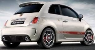 2011 set Abarth 500 3p 1.4i T-Jet 16v