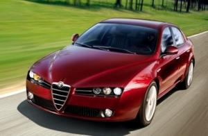 2006 mar Alfa 159 4p 2.2 JTS 16v Exclusive