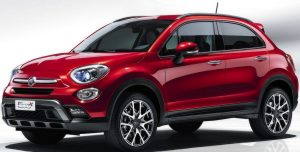 2015 mar Fiat 500X 5p 2.0 Mjet 16v Cross Plus 4x4 AT9