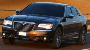 2011 dic Lancia Thema 4p 3.0 V6 24v Mjet Executive