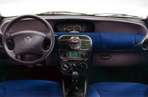 Storia lancia y 3porte for Lancia y momo design interni