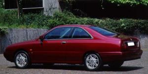 1999 apr Lancia k Coupé 2.0i Turbo 5L 20v