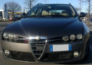 Alfa 159 SW 1.9 JtdM 16v Distinctive