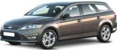ford mondeo sw 08